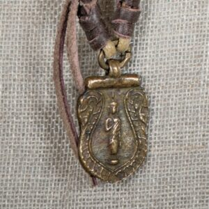 blessed buddha necklace
