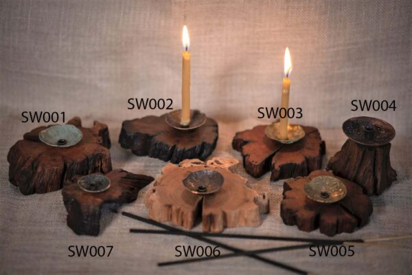 Storm Wood Incense Burners