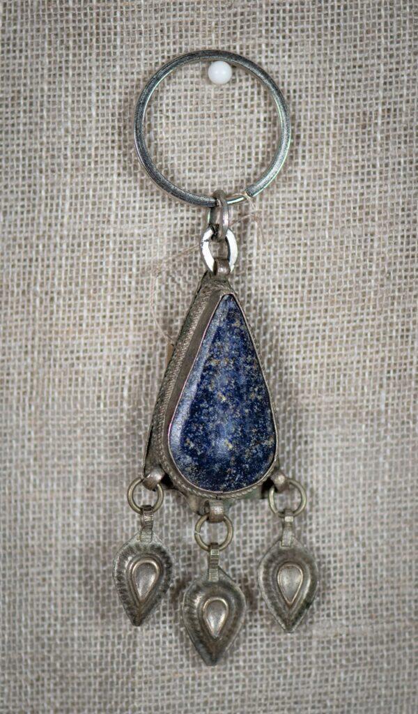 Lapis Lazuli Key Ring