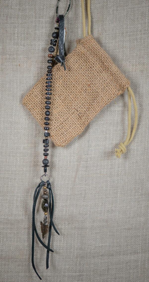 Arrow Head & Obsidian